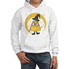 Candy Corn Witch Hoodie