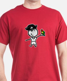 Boy & Pirate T-Shirt