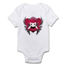 Goth Princess Angel Infant Bodysuit