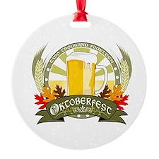 Oktoberfest 2014 Ornament