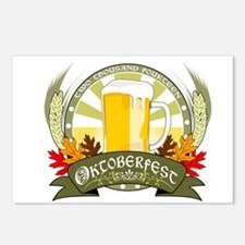 Oktoberfest 2014 Postcards (Package of 8)