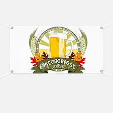 Oktoberfest 2014 Banner
