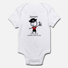 Pirate - Jarrett Infant Bodysuit
