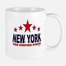 New York The Empire State Mug