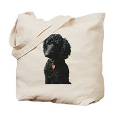 Stunning Poodle Tote Bag
