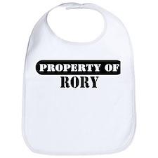 Property of Rory Bib