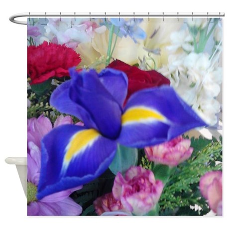 Flowers Shower Curtain By NatureWalk1