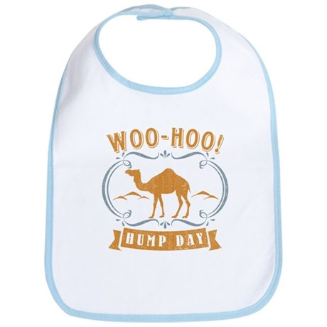 Hump day Bib