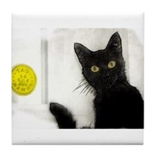 Cute Pet Tile Coaster