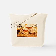 Three Deer Lascaux Tote Bag