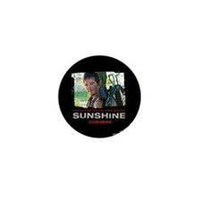 Daryl Dixon Watch Your Mouth Mini Button