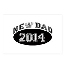 New Dad 2014 Postcards (Package of 8)