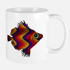 Big Eye Discus B Mugs