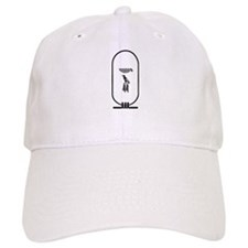 "Kay in Hieroglyphics ""Black"" Baseball Cap"