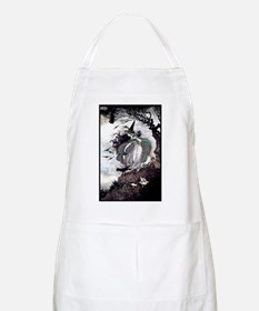 All Hallow's Witch Apron