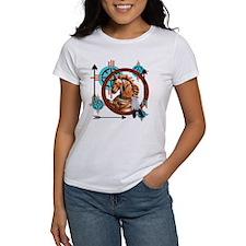 Painted Horse Design T-Shirt