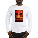 Obey the Papillon! Long Sleeve T-Shirt