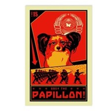 Papillon! Postcards (Pack of 8)