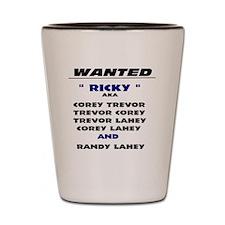 TPB,wanted Shot Glass