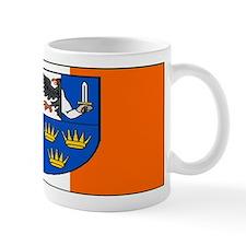 Four Provinces Shield Mug