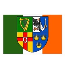 Four Provinces of Ireland Postcards (Package of 8)