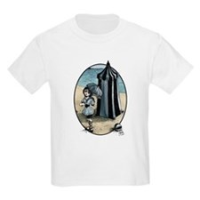 Gothic Beach Beauty T-Shirt