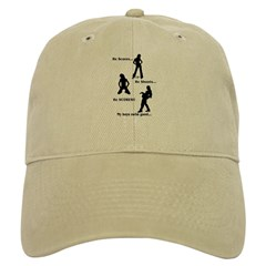 Score-Shoot-Score! Baseball Cap