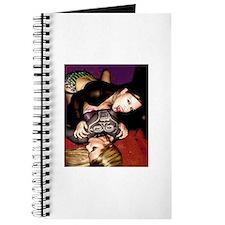 Gothic Bloody Vampire Seduction Journal