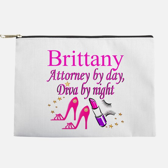 TOP LAWYER Makeup Pouch
