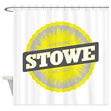 Stowe Mountain Ski Resort Vermont Yellow Shower Cu