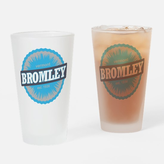 Bromley Mountain Ski Resort Vermont Sky Blue Drink