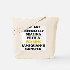 tpb, bubbles,samsquanch Tote Bag