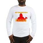 MY DADDY IS A FIREMAN SHIRT B Long Sleeve T-Shirt