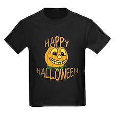 happy halloween Smiling Pumpkin T-Shirt