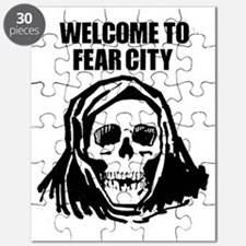 Welcome to Fear City Puzzle