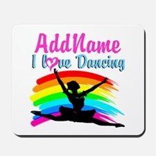 BALLET DANCER Mousepad