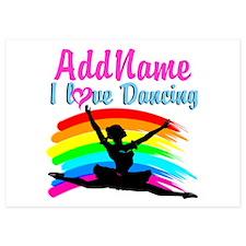 BALLET DANCER Invitations