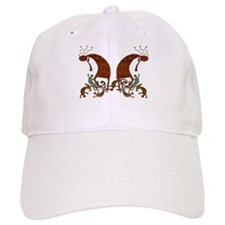 Kokopelli*Dance of the Geckos 2* - Baseball Cap