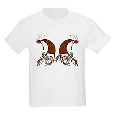Kokopelli*Dance of the Geckos 2* - Kids T-Shirt