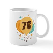76th Birthday Party Mug