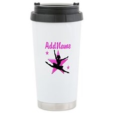 DANCE SUPER STAR Travel Coffee Mug