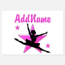 DANCE SUPER STAR Invitations