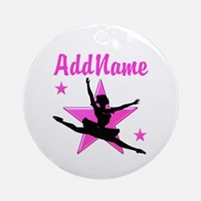 DANCE SUPER STAR Ornament (Round)