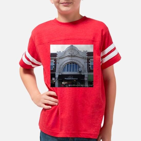 Calo1 Youth Football Shirt