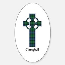 Cross - Campbell Decal
