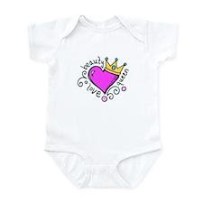 Beauty Queen Infant Bodysuit