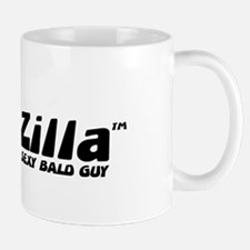 Not Just another Sexy Bald Guy Mug
