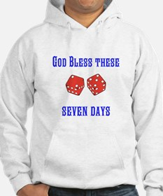 Seven Days Christian Kane Hoodie
