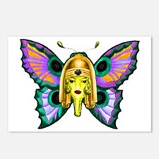 Nurse Butterly Postcards (Package of 8)