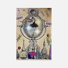 Perfume &Amp; Fairy Dust Rectangle Magnet